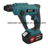 20V Cordless Rotary Hammer Lithium Power Tool