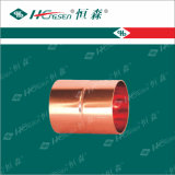 Red Copper Straight Coupling for Refrigeration system