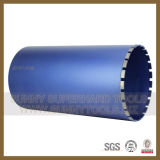 250mm Diamond Metal Square Hole Drill Bit for Sale