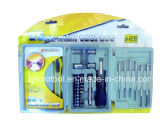 25PC Mini Hand Tool Set with Precision Screwdrivers
