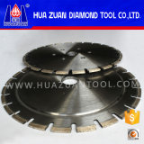 Huazuan Good Quality 400mm Horizontal Cutting Discs for Marble Cutting