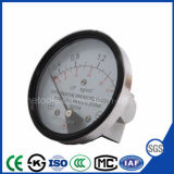 60mm Cts-110 Patent Product Magnetic Induction Differential Pressure Gauge