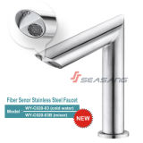 Stainless Steel Bathroom Lavatory Basin Automatic Sensor Water Faucet