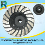 Diamond Cup Wheels for Swirling Turbo From Romatools