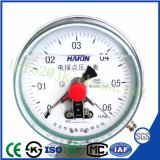 High Quality Shock - Resistant Electric Contact Pressure Gauge
