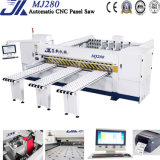 CNC Panel Saw, Furniture Optimization Split Software and Barcode Printer