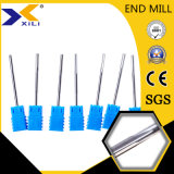 CNC Machine Tool Tungsten Solid Carbide Hand Reamer Tool