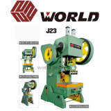 J23 Eccentric 80 Ton Sheet Metal Flywheel Stamping Mechanical Forming Power Press/ Punching Press / Punch Press/ Crank Press