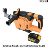Cordless Electric Hammer Drill with Cvs and Dust Collection System (NZ80-01)