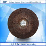 7' Inch Resin Bonded Abrasive Grinding Wheel for Power Tool