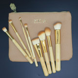 Super High Quality Makeup Tool Zoeva Rose-Golden Cosmetic Brush Set 8PCS
