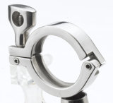 AISI 304 316L Stainless Steel Single-Pin Clamp