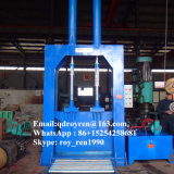 Single Knife Hydraulic Rubber Bale Cutter, Rubber Cutting Machine Xql-80