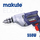 550W Power Tools Machine Stainless Steel Electric Drill (ED009)