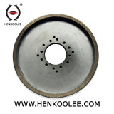 300mm Italy Ancora Squaring Machine Continuous Rim Metal-Bond Diamond Dry-Grinding Wheel