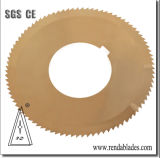 Saw Tooth Blade/Knives for Paper and Plastic