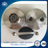 Stainless Steel Round Glass Hardware