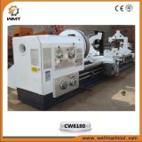 Heavy Duty Horizontal Lathe Machine CW6180 with Ce Approved