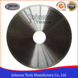 300mm Silver Brazed Continuous Ceramic Tile Saw Blades with J Slot