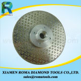 Romatools Electroplated Saw Blades for Marble, Ceramic, Granite,