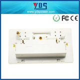 3 Pin Electric Plug Socket with Switch