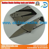 Credit Card Knife with Material of Stainless Steel