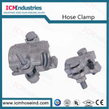 Air Hose Clamps Safety Interlock Hydraulic Hose Clamps