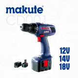 12/14.4/18V 10mm Hand Cordless Electric Drill (CD001)