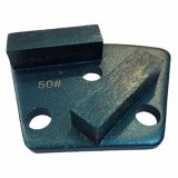 Diamond Tool Concrete Hard Grinding Shoe Trapezoid Grinding Blade