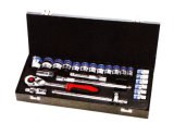 Socket Set Tool, 24 PCS Socket Set Hand Tools