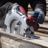 Professional Level Wood Cutting 1200W 185mm Electric Mini Circular Saw