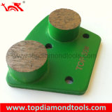 OEM Diamond Grinding Pads for Concrete Polishing