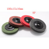 100X15mm 8p Cut off Wheels for Metal Diamond Blade Polishing Pad