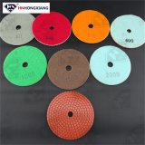 Diamond Flexible Polishing Pads Wet Style