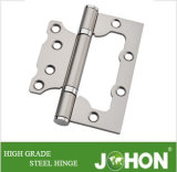 Steel or Iron Flush Shower Door Hinge (100X75mm Sub-mother hardware)