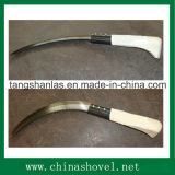 Farming Hand Tool Wood Handle Sickle