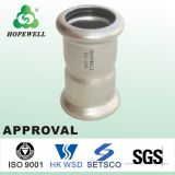 Marine Stainless Steel Fitting Hydraulic Table Home Pipe Slip Coupling