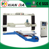CNC Circular Slab Stone Cutting Machine