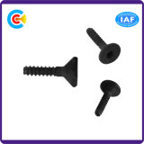 DIN/ANSI/BS/JIS Carbon-Steel/Stainless-Steel Inner Hexagon Non-Standard Countersunk Head Imperial Screws