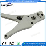 RJ45 Rj11 Modular Crimping Tool with Cable Strippe (T5376)