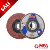 Aluminum Oxide Flap Disc Polishing Wheel for Metal Carbon Steel