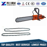 Gasoline Electric Pneumatic Hydraulic Diamond Chain Saw Machine for Stone Cutting