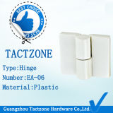 Professional Manufacturer Toilet Cubicle Hardware Plastic Fitting Hinge