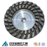 Stone Diamond Disc Cup Grinding Wheel