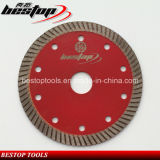 Turbo Diamond Small Cutting Disc for Granite and Marble Stone