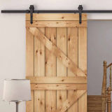 Barn Door Hardware Kit, for Sliding Wooden Door (GDS-23J)