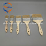 Thin Wooden Handle Bristle Brushes for FRP