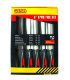 6PC Diamond File Set, Steel File, Chain Saw File