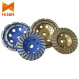100mm Diamond Grinding Cup Wheel for Stone, Concrete