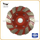 Hotsaling High Quality Diamond Grinding Cup Wheel for Stone Grinding